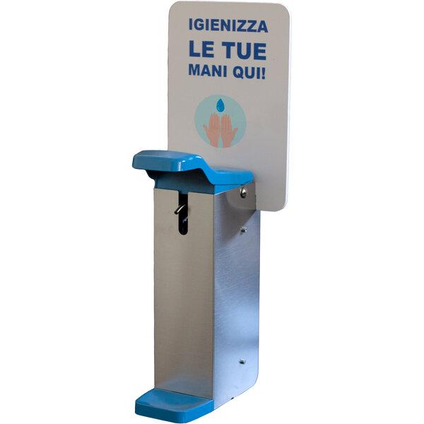 Hand Dispenser, lackierter Stahl
