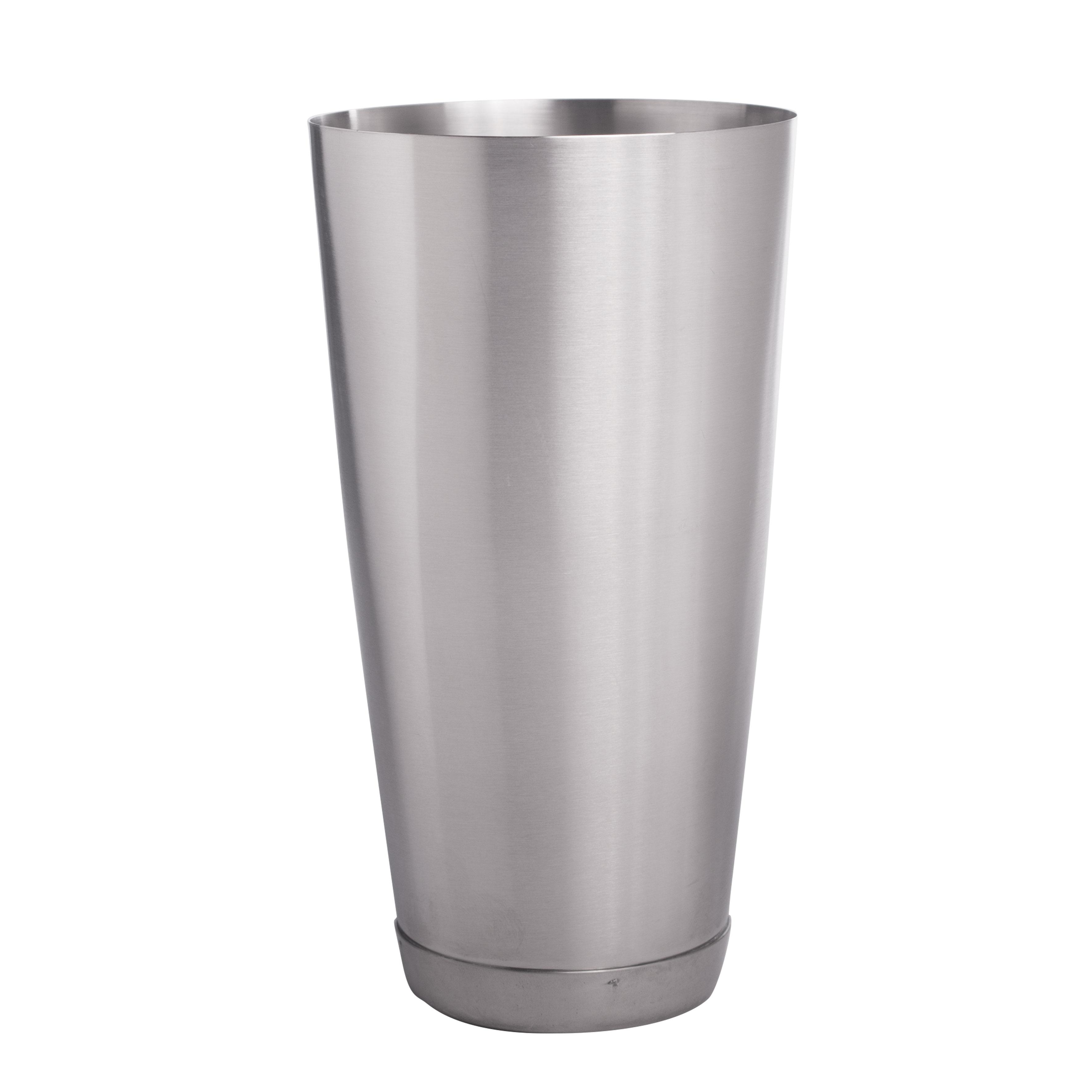 Boston-Shaker, gebürstet, ohne Glas 5139